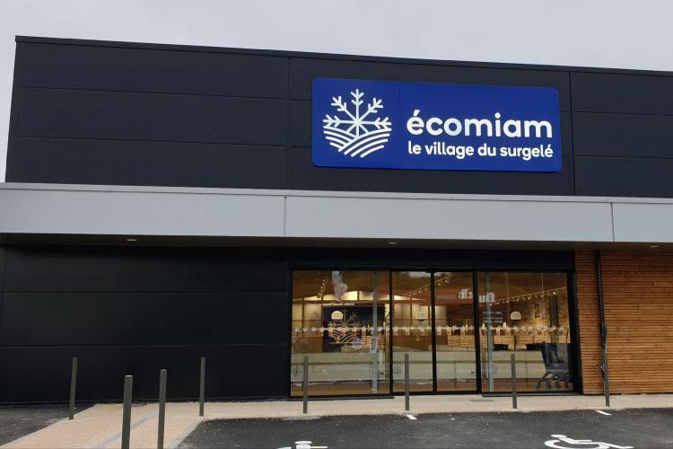 écomiam Quimper | magasin de produits surgelés