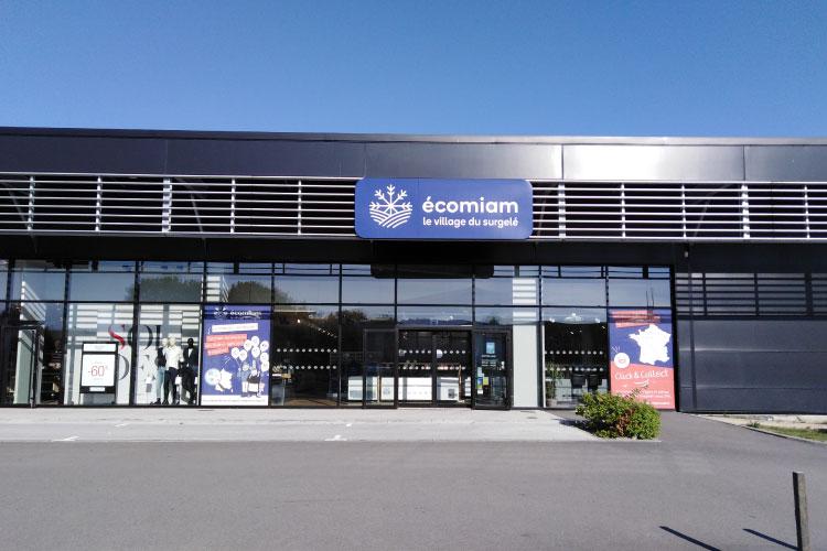 écomiam Auray | magasin de produits surgelés