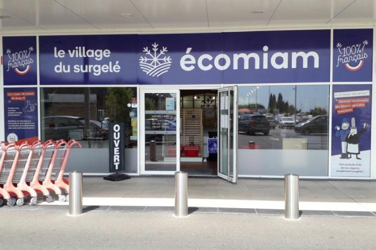 écomiam Plérin - Saint-Brieuc | magasin de produits surgelés