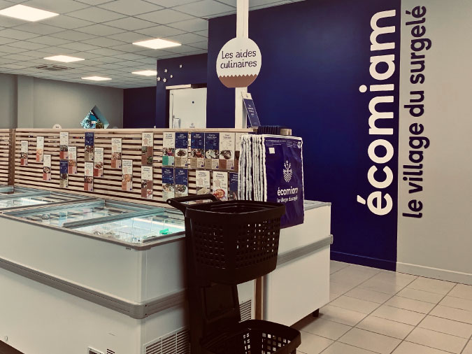 écomiam Guingamp (Ploumagoar) | magasin de produits surgelés