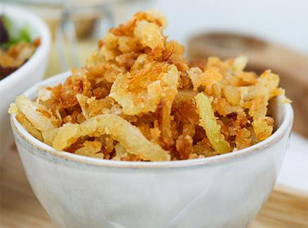Surgelé - Oignons frits